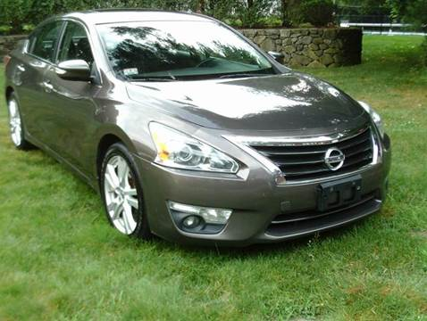 2013 Nissan Altima for sale at Cars R Us Of Kingston in Kingston NH