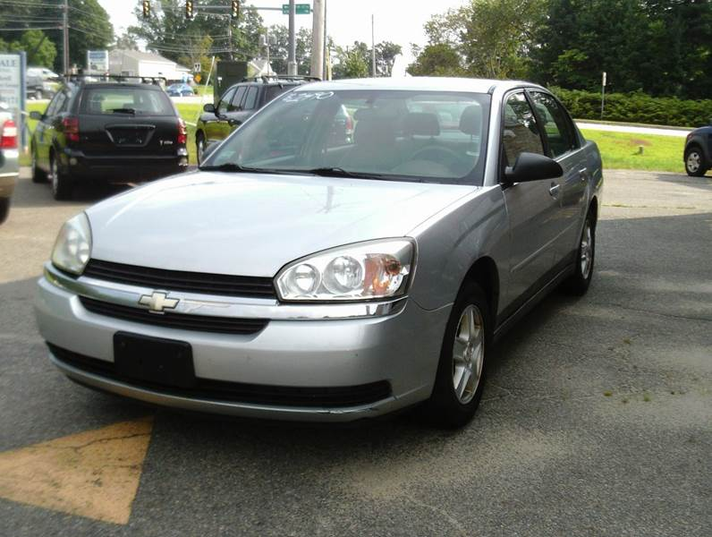 2004 Chevrolet Malibu for sale at Cars R Us Of Kingston in Kingston NH