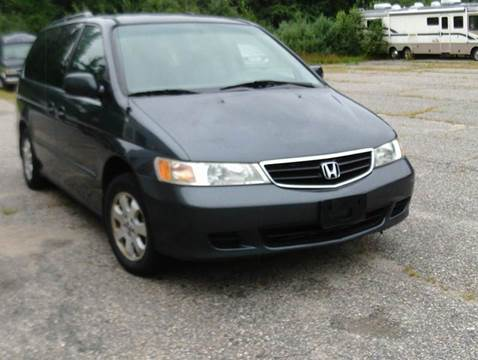 2003 Honda Odyssey for sale at Cars R Us Of Kingston in Kingston NH