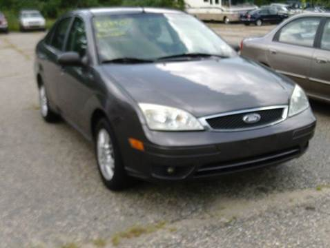 2006 Ford Focus for sale at Cars R Us Of Kingston in Kingston NH