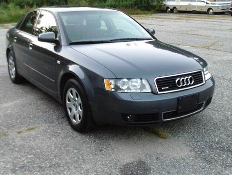 2002 Audi A4 for sale at Cars R Us Of Kingston in Kingston NH