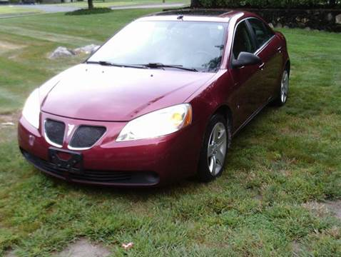 2008 Pontiac G6 for sale at Cars R Us Of Kingston in Kingston NH