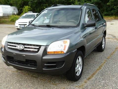 2006 Kia Sportage for sale at Cars R Us Of Kingston in Kingston NH