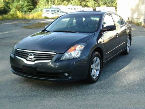 2009 Nissan Altima for sale at Cars R Us Of Kingston in Kingston NH