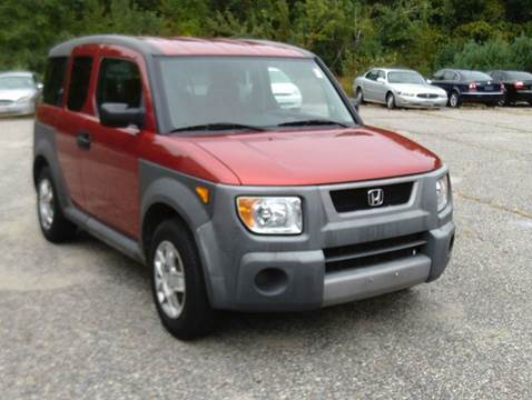 2005 Honda Element for sale at Cars R Us Of Kingston in Kingston NH
