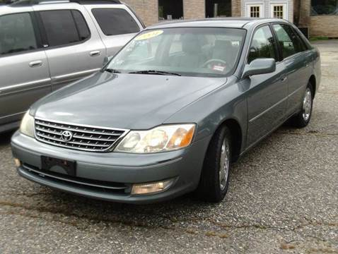 2004 Toyota Avalon for sale at Cars R Us Of Kingston in Kingston NH