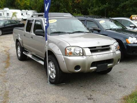 2003 Nissan Frontier for sale at Cars R Us Of Kingston in Kingston NH