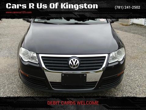 2008 Volkswagen Passat for sale in Kingston, NH