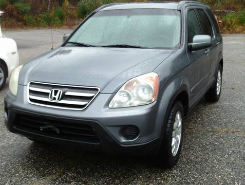 2005 Honda CR-V for sale in Kingston, NH