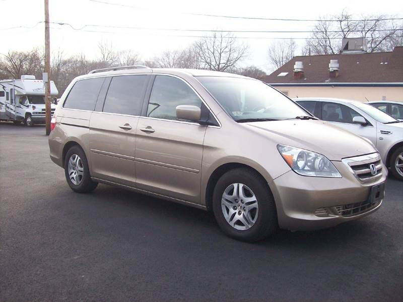 2005 Honda Odyssey for sale at Wayside Auto Sales in Seekonk MA