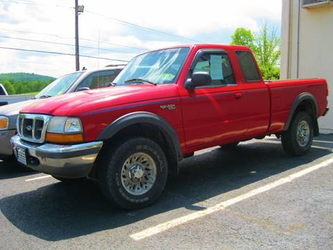 1998 Ford Ranger for sale at Sussex County Auto & Trailer Exchange -$700 drives in Wantage NJ