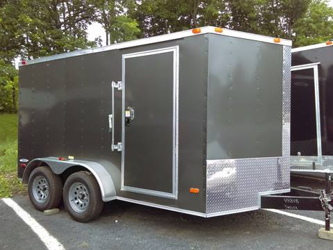 2017 Freedom 7x12TA for sale at Sussex County Auto & Trailer Exchange -$700 drives in Wantage NJ