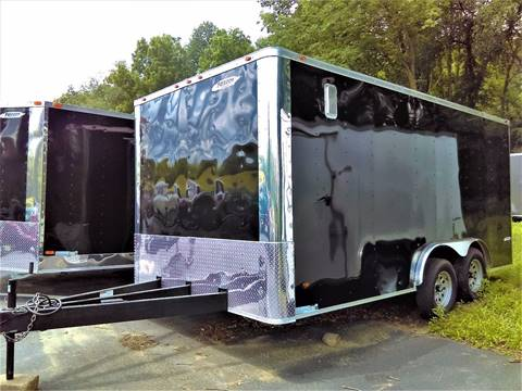 2017 Freedom 8x16TA Flat Front  for sale in Wantage, NJ