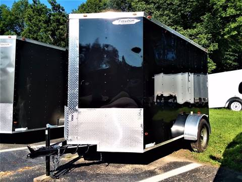 2018 Freedom 6x10SA for sale in Wantage, NJ