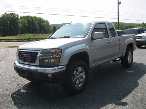 2010 GMC Canyon for sale in Wantage, NJ