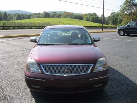 2005 Ford Five Hundred for sale in Wantage, NJ