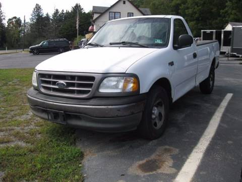 2002 Ford F-150 for sale in Wantage, NJ