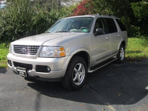 2003 Ford Explorer for sale in Wantage, NJ