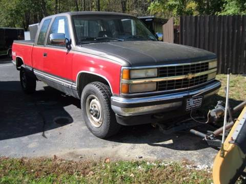 1992 Chevrolet C/K 1500 Series for sale in Wantage, NJ
