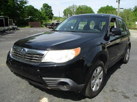 2009 Subaru Forester for sale in Wantage, NJ