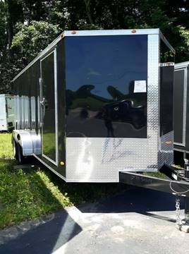 2019 Freedom 7x16TA2 Enclosed Cargo for sale in Wantage, NJ