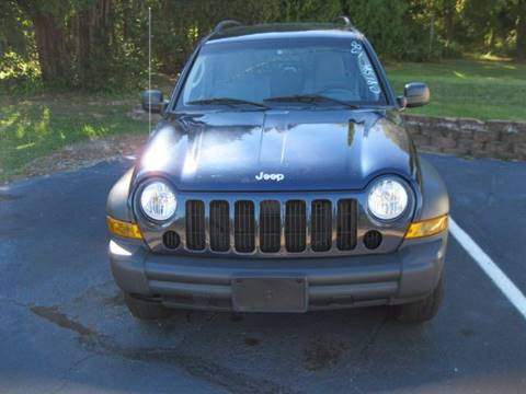 2006 Jeep Liberty for sale at Sussex County Auto & Trailer Exchange -$700 drives in Wantage NJ