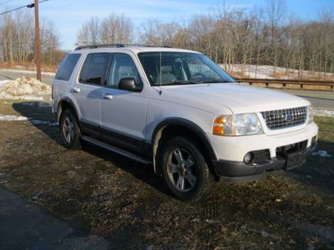 2003 Ford Explorer for sale at Sussex County Auto & Trailer Exchange -$700 drives in Wantage NJ