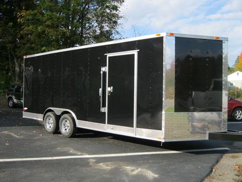 2016 Freedom 8.5x20 TA for sale at Sussex County Auto & Trailer Exchange -$700 drives in Wantage NJ
