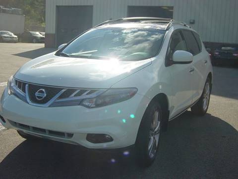 2011 Nissan Murano for sale in Seabrook, NH