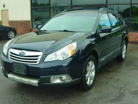 2012 Subaru Outback for sale in Seabrook, NH