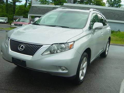 2012 Lexus RX 350 for sale in Seabrook, NH