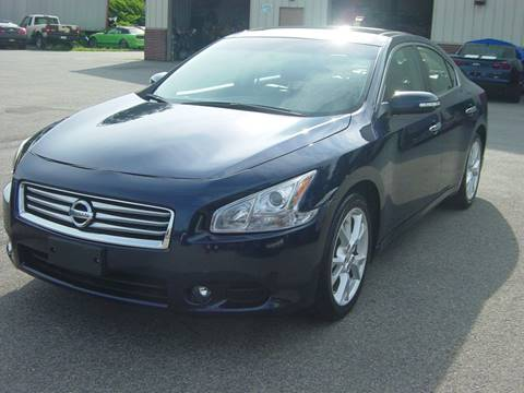2012 Nissan Maxima for sale in Seabrook, NH
