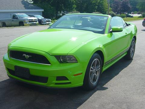 2013 Ford Mustang for sale in Seabrook, NH