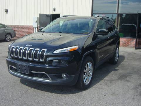 2015 Jeep Cherokee for sale in Seabrook, NH