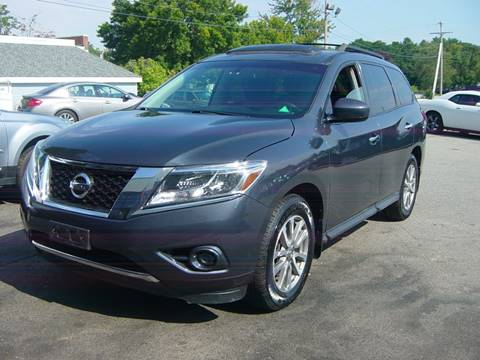 2014 Nissan Pathfinder for sale in Seabrook, NH