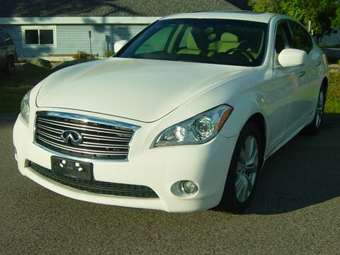 2011 Infiniti M37 for sale in Seabrook, NH