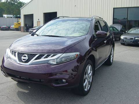 2014 Nissan Murano for sale in Seabrook, NH
