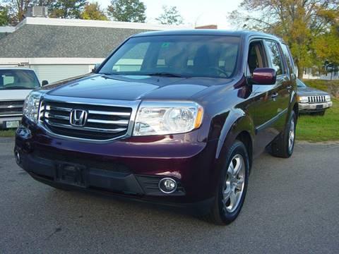 2012 Honda Pilot for sale in Seabrook, NH