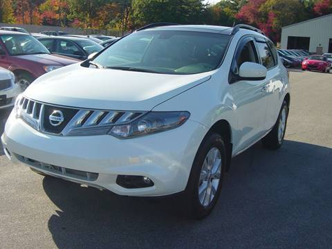 2013 Nissan Murano for sale in Seabrook, NH