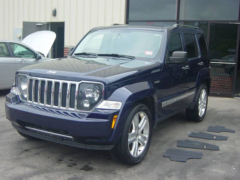 2012 Jeep Liberty 4x4 Jet Edition 4dr SUV   Seabrook NH