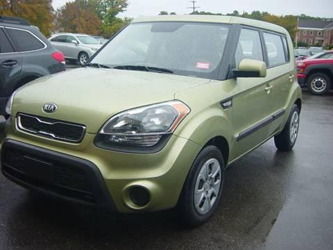 2013 Kia Soul for sale in Seabrook, NH