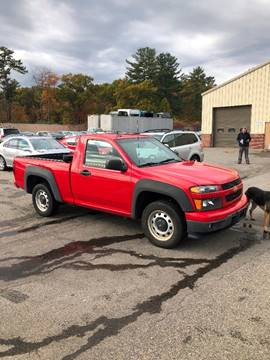 2011 Chevrolet Colorado For Sale In Seabrook Nh