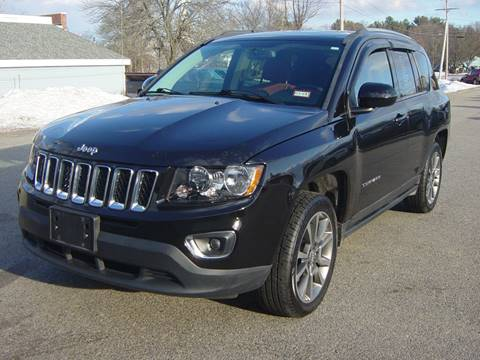 2014 Jeep Compass for sale in Seabrook, NH
