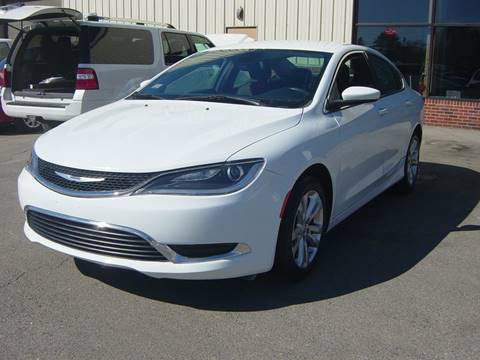 2015 Chrysler 200 for sale in Seabrook, NH