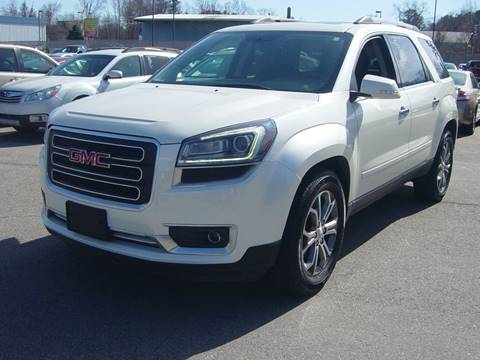 2014 GMC Acadia for sale in Seabrook, NH