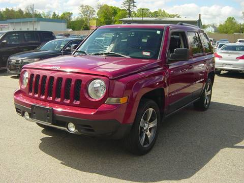 2016 Jeep Patriot for sale in Seabrook, NH