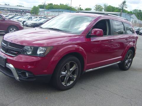 2014 Dodge Journey for sale at North South Motorcars in Seabrook NH