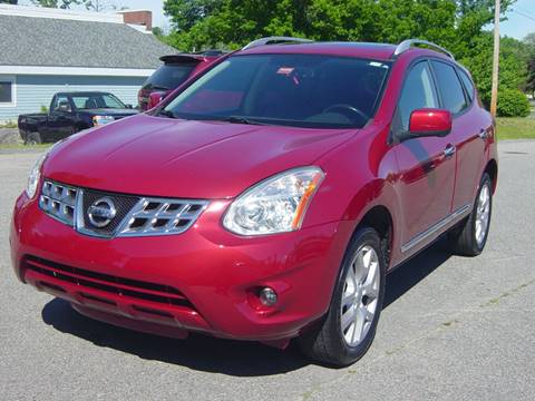 2013 Nissan Rogue for sale at North South Motorcars in Seabrook NH