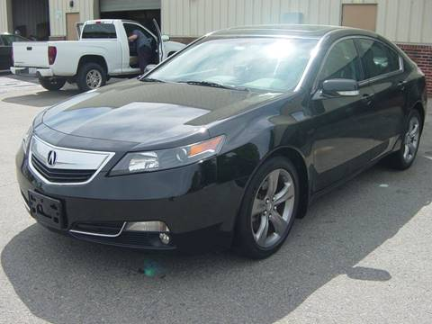 2014 Acura TL for sale in Seabrook, NH
