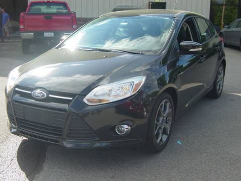 2013 Ford Focus for sale in Seabrook, NH